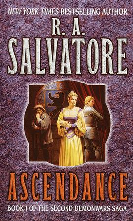 Ascendance by R.A. Salvatore