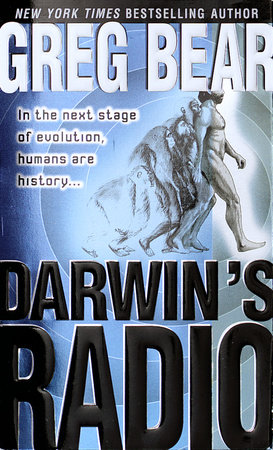 The cover of the book Darwin's Radio