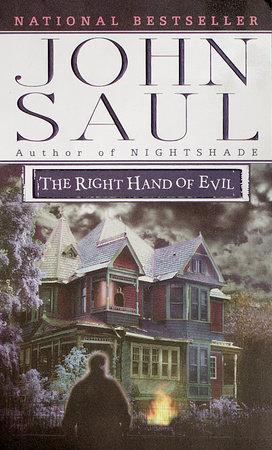 The Right Hand of Evil by John Saul