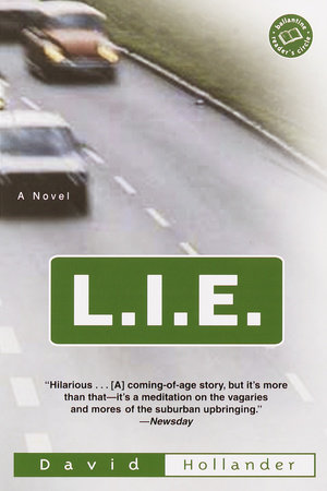 L.I.E. by David Hollander