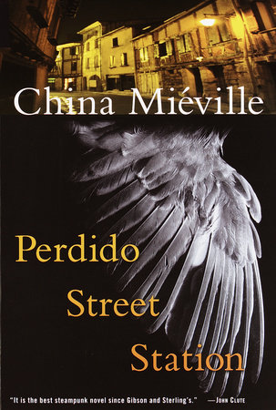 The cover of the book Perdido Street Station