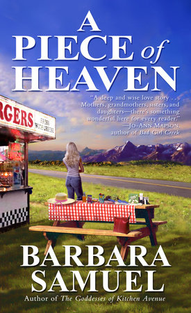 A Piece of Heaven by Barbara Samuel