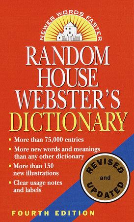 Random House Webster's Dictionary by Random House