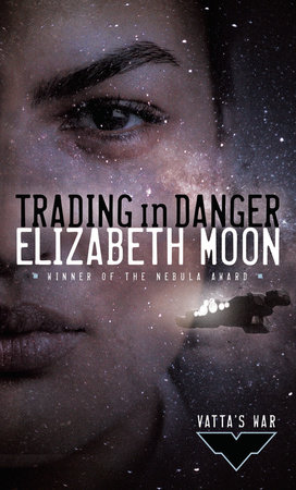 The cover of the book Trading in Danger