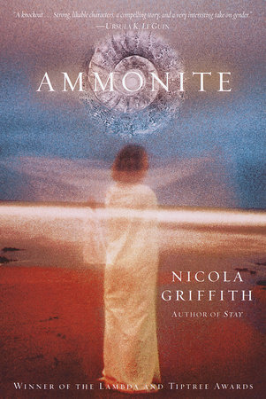 The cover of the book Ammonite
