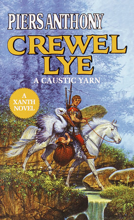 CREWEL LYE by Piers Anthony