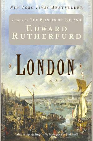 London by Edward Rutherfurd