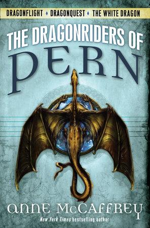 The Dragonriders of Pern by Anne McCaffrey