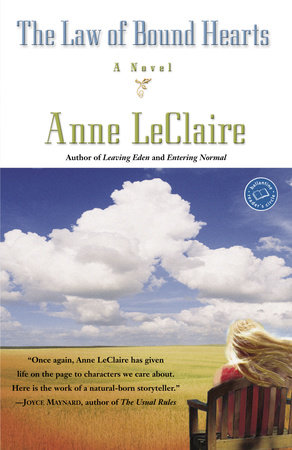 The Law of Bound Hearts by Anne LeClaire
