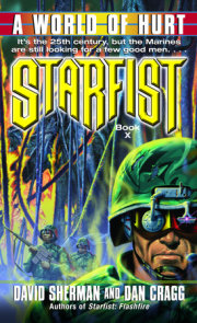 Starfist: A World of Hurt