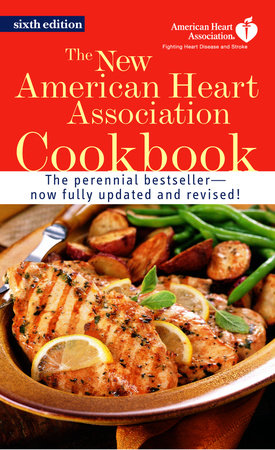 The New American Heart Association Cookbook