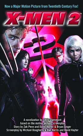 X-Men 2 by Chris Claremont