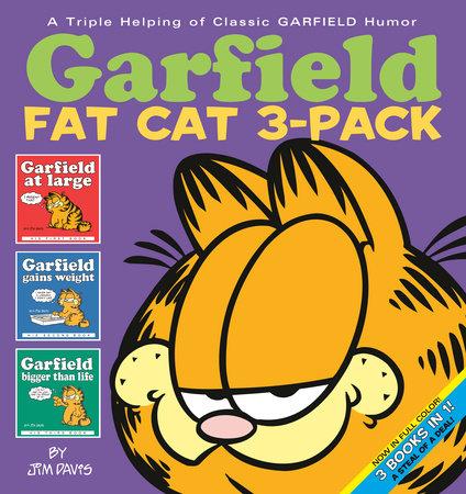 Garfield Fat Cat 3-Pack #1 by Jim Davis