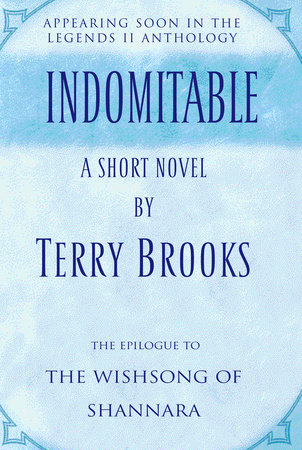 Indomitable by Terry Brooks