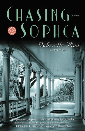 Chasing Sophea by Gabrielle Pina