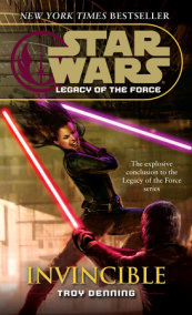 Invincible: Star Wars Legends (Legacy of the Force)