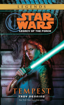 Tempest: Star Wars Legends (Legacy of the Force)