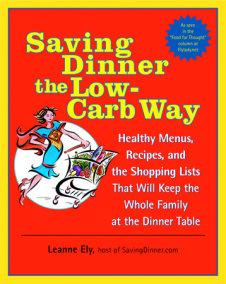 Saving Dinner the Low-Carb Way