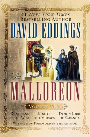 The Malloreon Volume One by David Eddings