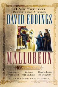 The Malloreon Volume One