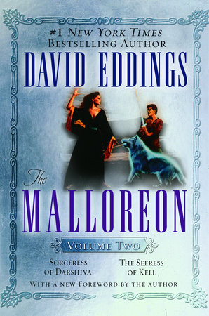The Malloreon Volume Two
