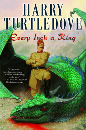 Every Inch a King by Harry Turtledove
