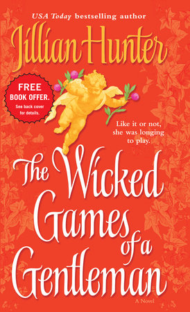 The Wicked Games of a Gentleman by Jillian Hunter