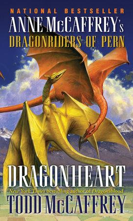 Dragonheart by Todd J. McCaffrey