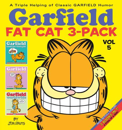 Garfield Fat Cat 3-Pack #5 by Jim Davis