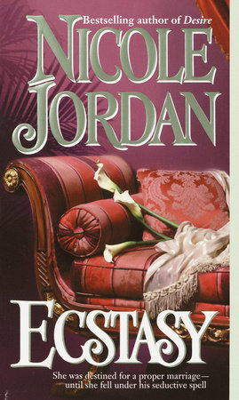 Ecstasy by Nicole Jordan