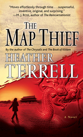 The Map Thief by Heather Terrell