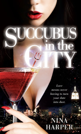 Succubus in the City by Nina Harper