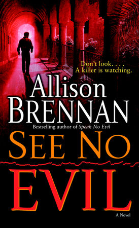 See No Evil by Allison Brennan