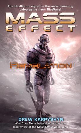 Mass Effect: Revelation by Drew Karpyshyn