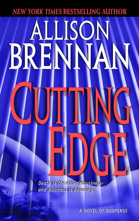 Cutting Edge by Allison Brennan