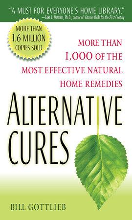 Alternative Cures by Bill Gottlieb