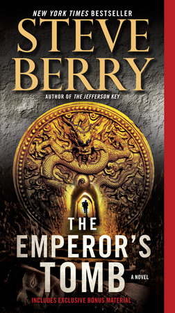 The Emperor's Tomb (with bonus short story The Balkan Escape)