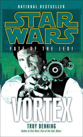 Vortex: Star Wars  Legends (Fate of the Jedi) by Troy Denning