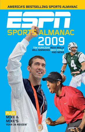 ESPN Sports Almanac 2009 by
