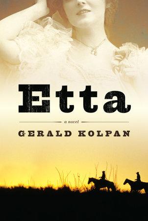 Etta by Gerald Kolpan