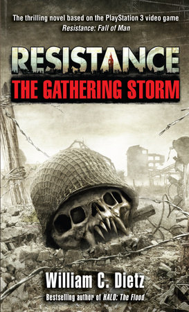 Resistance    The Gathering Storm by William C. Dietz