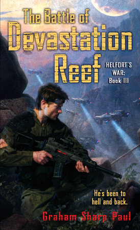 Helfort's War Book 3: The Battle of Devastation Reef by Graham Sharp Paul