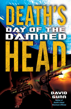 Death's Head: Day of the Damned by David Gunn