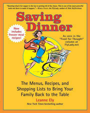 Saving Dinner by Leanne Ely