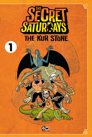 The Secret Saturdays 1 by Cartoon Network