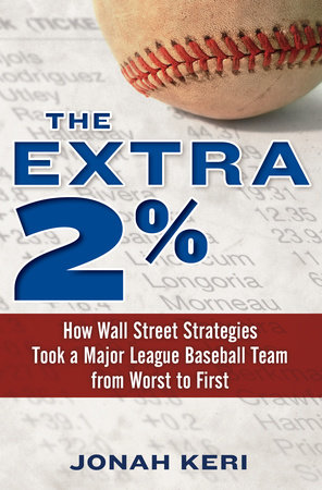 The Extra 2% by Jonah Keri