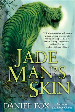 Jade Man's Skin by Daniel Fox