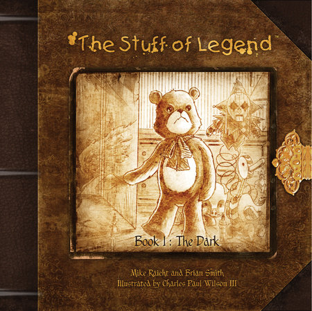 The Stuff of Legend: Book 1: The Dark