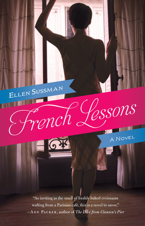 French Lessons Book Cover Picture
