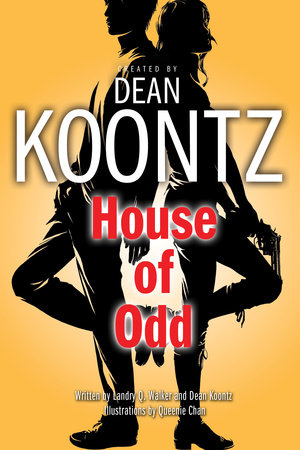 House of Odd (Graphic Novel) by Dean Koontz